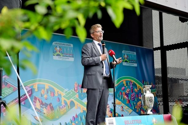 Debat: Der skal ikke blot sejres på fodboldbanen til Euro 2020