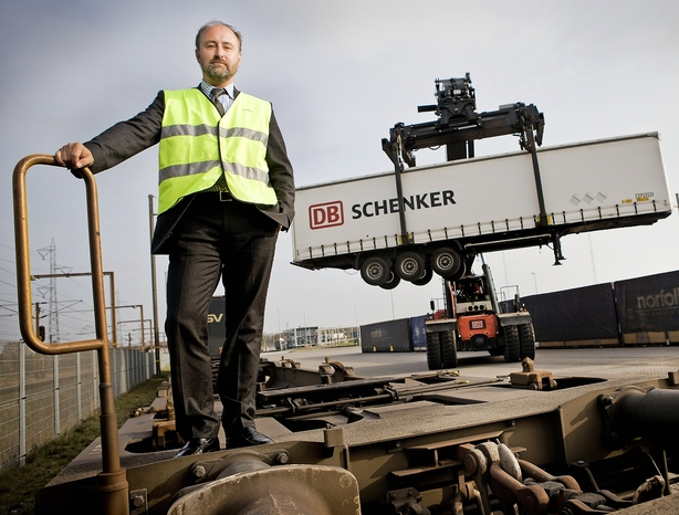 Danske lederfif viser vejen i godsgigant