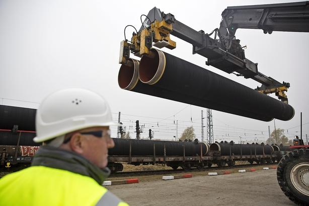 Giganter angriber Danmark i giftig gasstrid