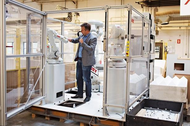 Robotselskab fortrød: Vil alligevel børsnoteres i Danmark