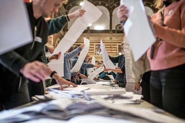 Ole P: Danmark blev rødt og vælgerne blev ført bag lyset