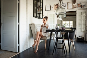 Mascha Vangs weekend: Mimosas til morgenmad og faldskærmsudspring til frokost