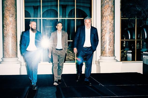 Seier, Damgaard og Kruse sammen om globalt it-sats