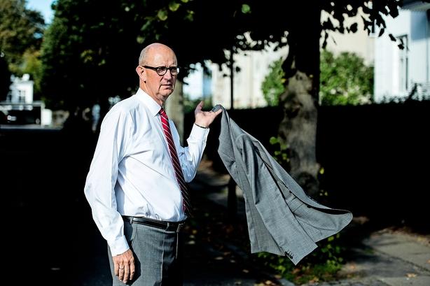 Niels Lunde: Held og lykke, Søren Bjerre-Nielsen