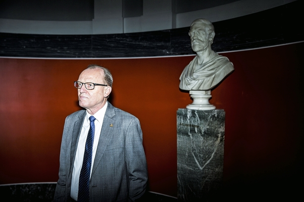Carlsberg-formand scorede lynpension