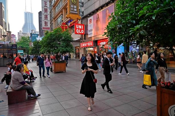 Kinas økonomi er i knæ inden Trumps angreb