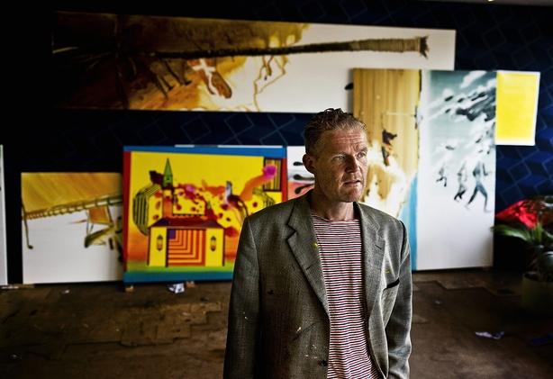 """John Kørner: """"Jeg har aldrig været særlig skræmt af noget eller bange for noget"""""""