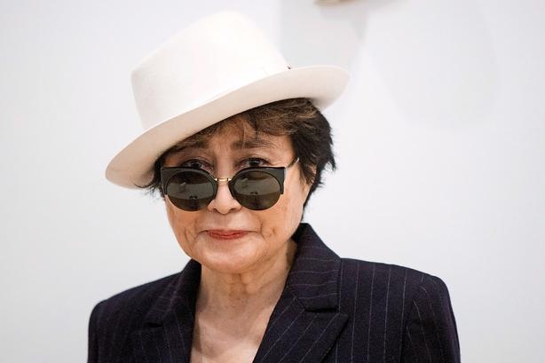 """Yoko Ono i Danmark: """"Jeg vil gerne fortsætte med at kommunikere med danskerne. Så vi sammen kan udvikle vores hjerner"""""""