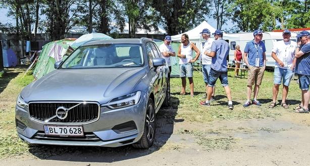 Test: Le Mans t/r i den nye Volvo XC60
