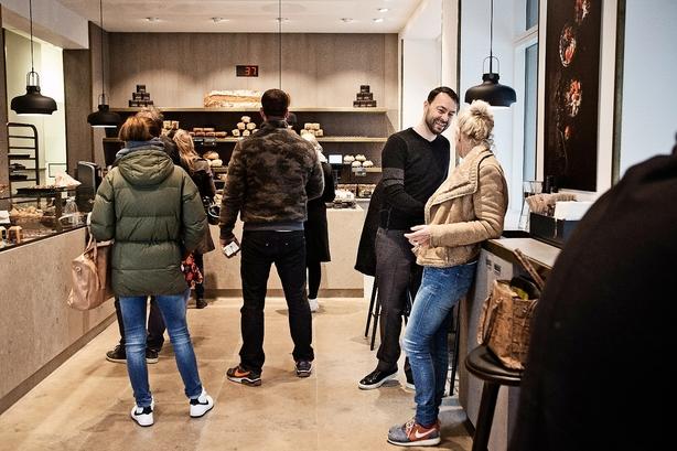 Lagkagehuset sætter fart på butiksåbninger i London