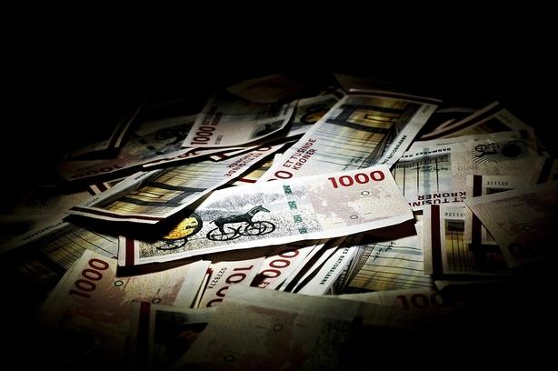 Skyttegravskrig i investeringsverden