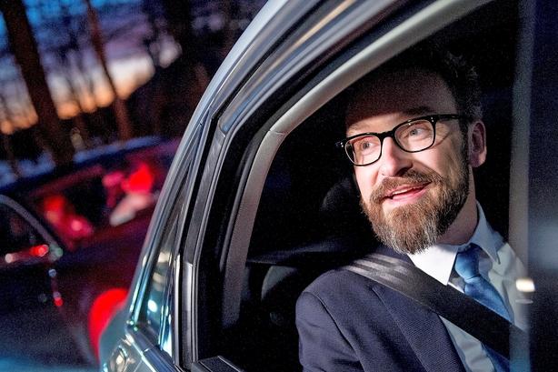 Ole Birk Olesen åbner for ny tunnel til Sverige