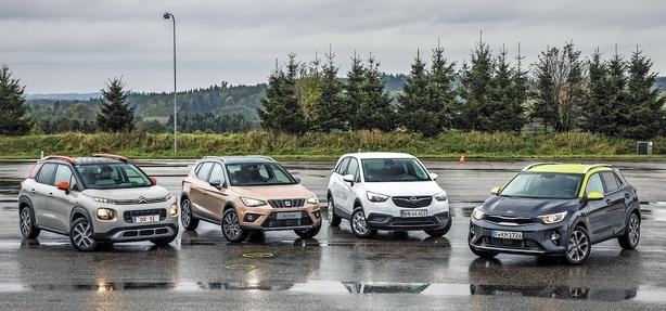 Trenden i 2018 bliver små, høje biler