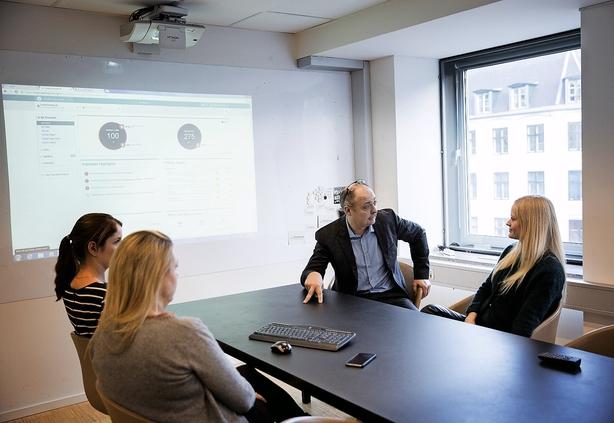 Uber-investor gør dansk komet 1,5 mia værd