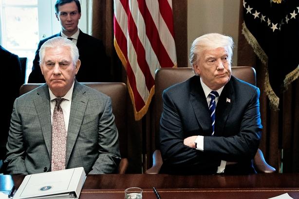 Iagttagere efter Trumps ministerfyring: Kun ja-sigere tilbage i Det Hvide Hus