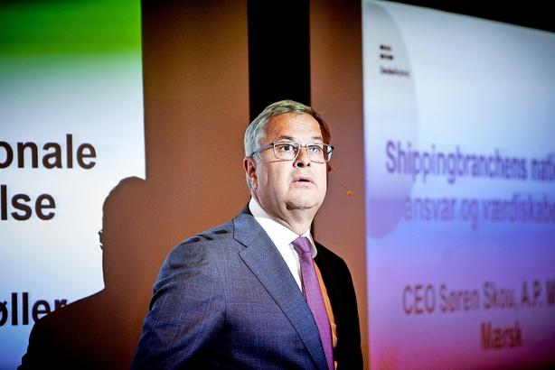 Søren Skou i stort sats: Iværksættere skal sikre Mærsk ny vækst