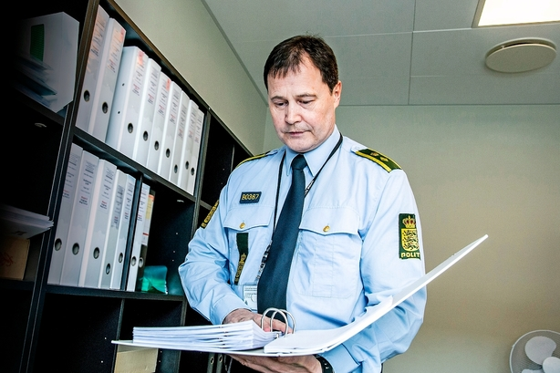 Politiet har beslaglagt penge på en konto i Københavns Andelskasse kontrolleret af storaktionærer