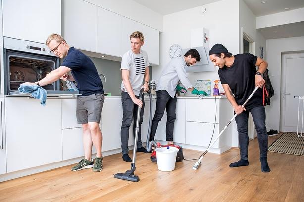 Rengøringens svar på Airbnb er landet