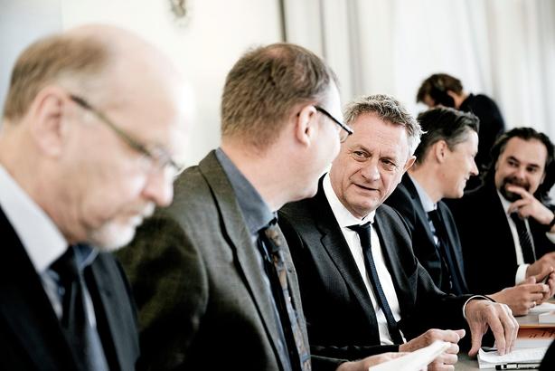 Holstein: Lyt til vismændene - sæt danskerne i arbejde