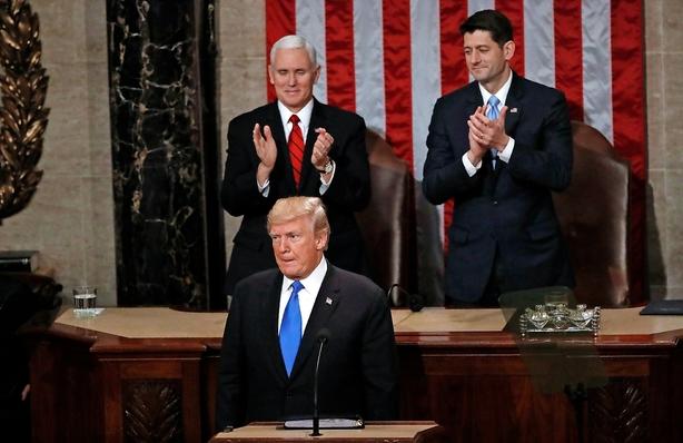 Børsen mener: Stakkels USA - Trump stirrer ind i fortiden