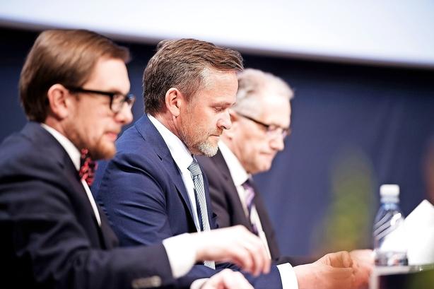Debat: Vær konstruktive, Liberal Alliance
