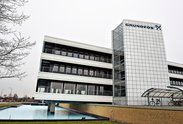 Lundsgaard: Kan Grundfos have hovedsæde i Danmark?