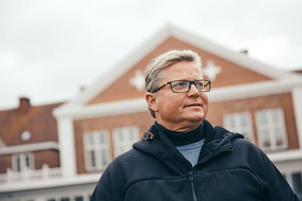 """Hotelkæde med vokseværk: """"Vi sparer sammen til noget der ligger centralt i København"""""""