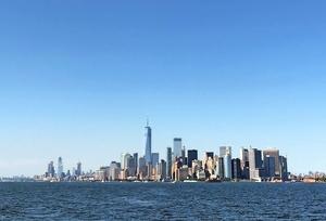 Oplev Manhatten fra sin mest ikoniske side: Stævn ud mellem New Yorks skyskrabere