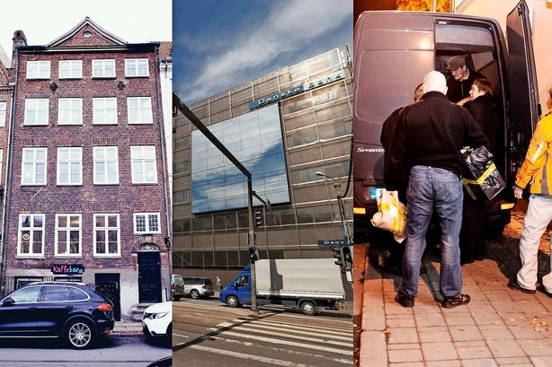 FBI jagtede østeuropæisk svindelformue hvidvasket gennem Nordea og Danske Bank i Estland