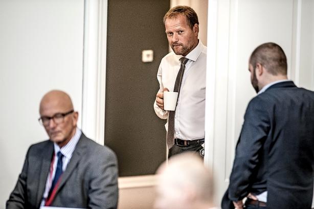 DF afviser Løkkes sidste håb om topskattedyk