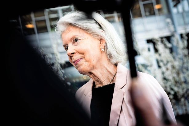 Niels Lunde: Tip til Ane Uggla - afnoter Mærsk-aktien