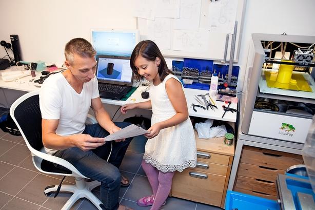 Debat: Der bør stå en 3D-printer i ethvert klasselokale
