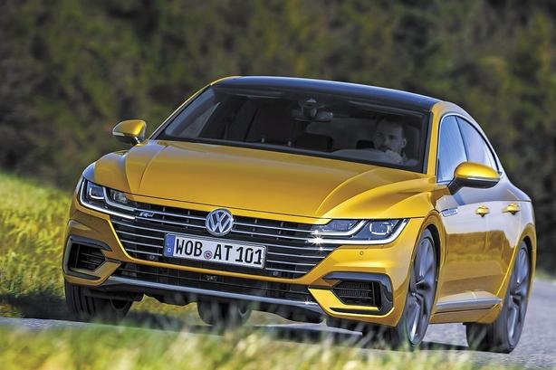 VW Arteon: Sådan kører det nye flagskib