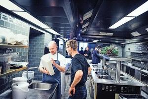 Kulinariske hoteller på vej