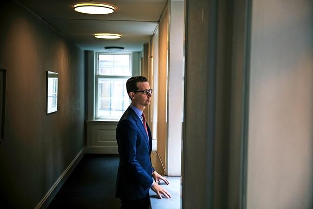 Analyse: Han er den nye Danske Bank-boss, medmindre...