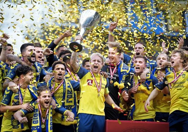 Brøndby-aktien falder voldsomt efter nederlag til FCM og flere ugers amokløb på forventningens glæde