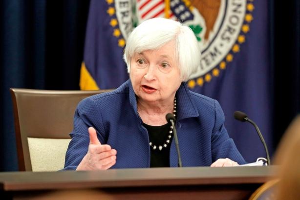 Lars Christensen: Yellen styrer økonomien - Trump ser bare til