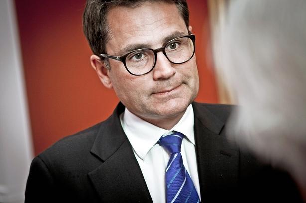 Debat: Velkommen tilbage og husk logistikken, Brian Mikkelsen