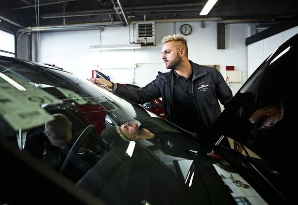 Eksplosiv vækst i klargøring af biler