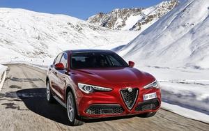 Første danske test: Alfa Romeo Stelvio
