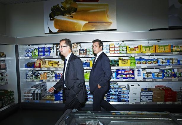 Aldi melder klar til dansk discountkrig