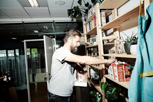 Britiske supermarkeder satser på veganere