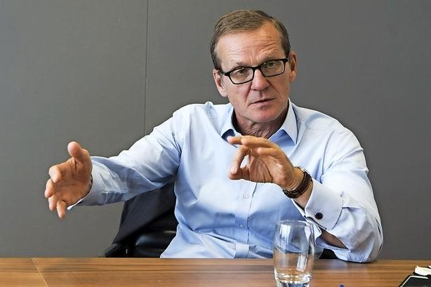 Niels Lunde: TDC får snart brug for en ny formand