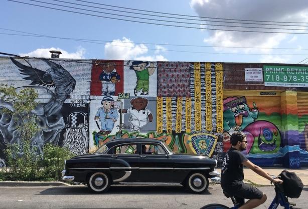 Glem Williamsburg: Her er New Yorks nye hippe hjørne