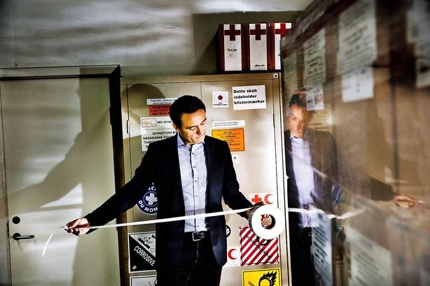 Missionpharma blokeret fra at gøre comeback hos FN