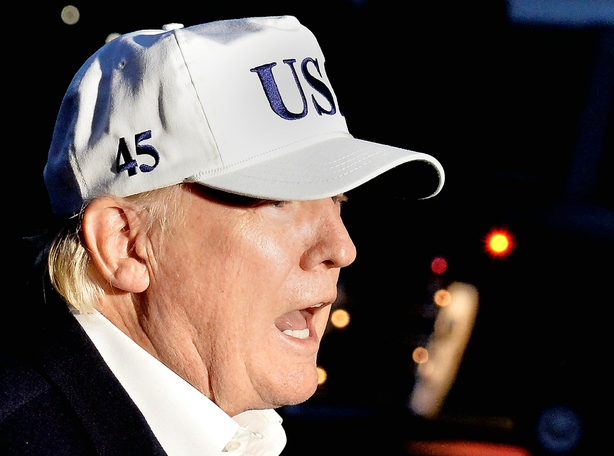 Nicolai Foss: Det er for tidligt at dømme Trump ude