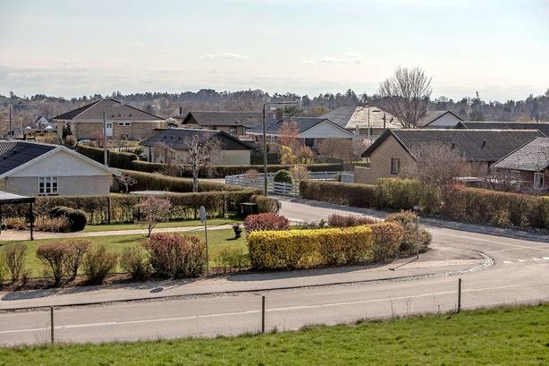Huspriserne er steget over hele landet: Nu er der grønne tal over hele linjen