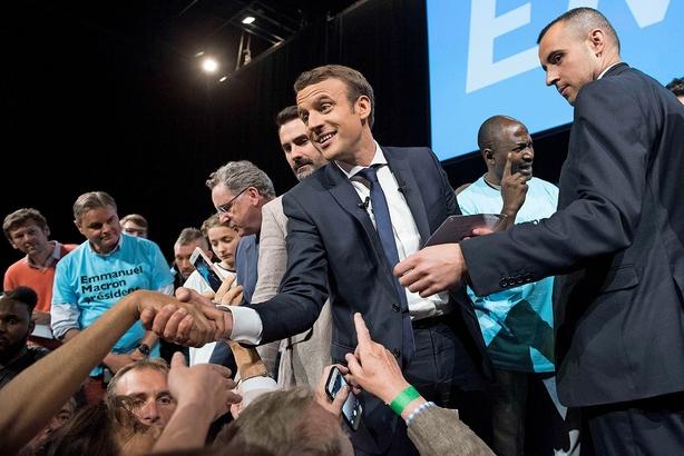 Macron-sejr vil fjerne tvivl og løfte aktierne