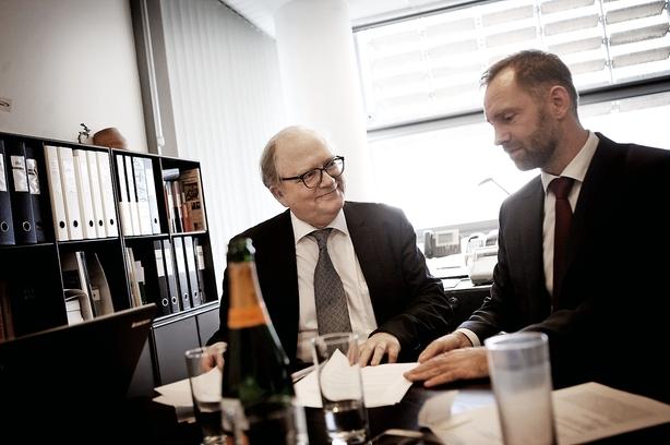 Frifundet teledirektør raser over Skats advokat