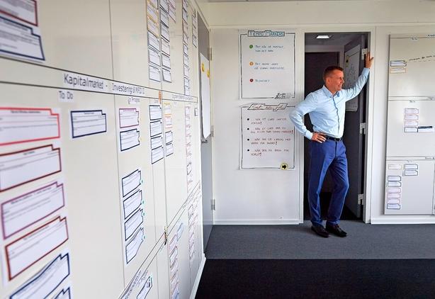 Ny it-boss hos Bankdata klar til kamp mod og med Apple